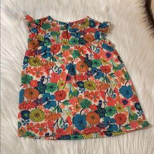 Peek Baby Floral Dress